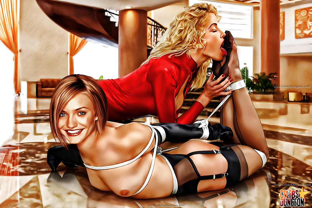 Rothrock recommend 2 girls in gloryhole