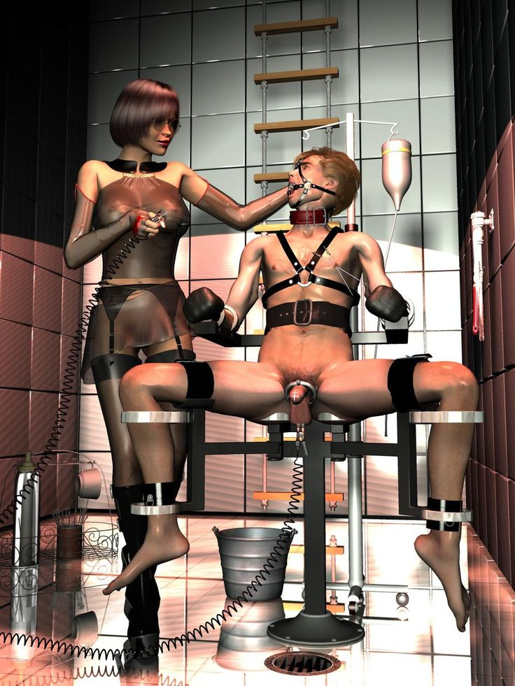 Lorette recommend How to be a male dominatrix