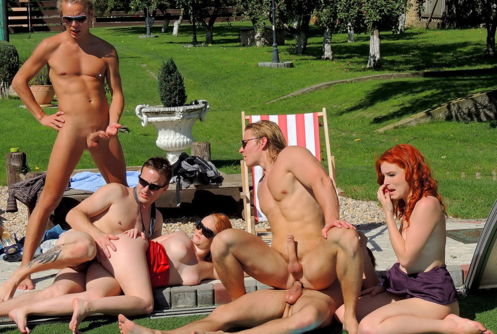 Stacy recommend Nude pussy gangbang tube