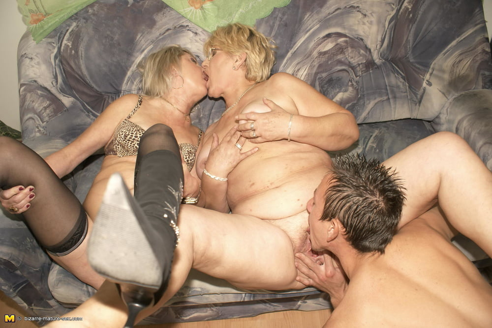 Camberos recommend Grannies threesome tube8