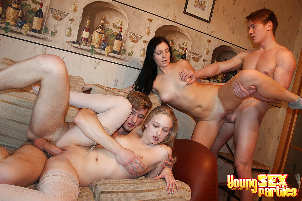 Charo recommend Big tits two cocks