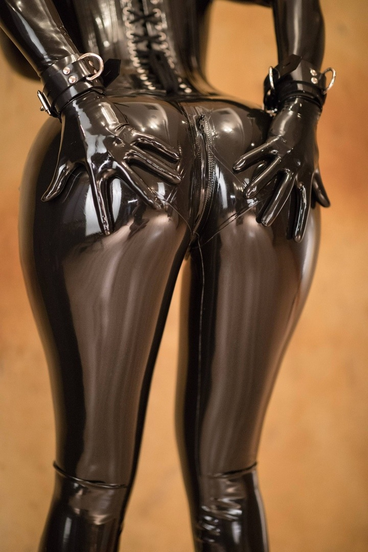 Tyrell recommends Latex slave tumblr