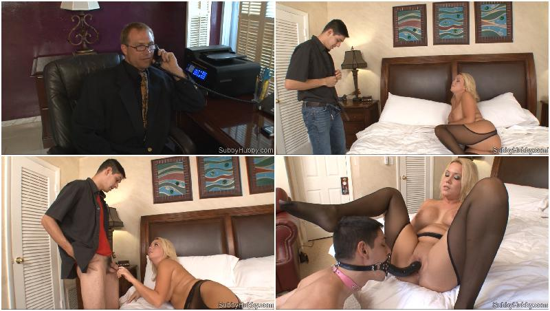 Cherrie recommends Spank punish daddy cock squeal
