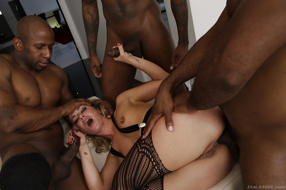 Dede recommend Horny wife gangbang