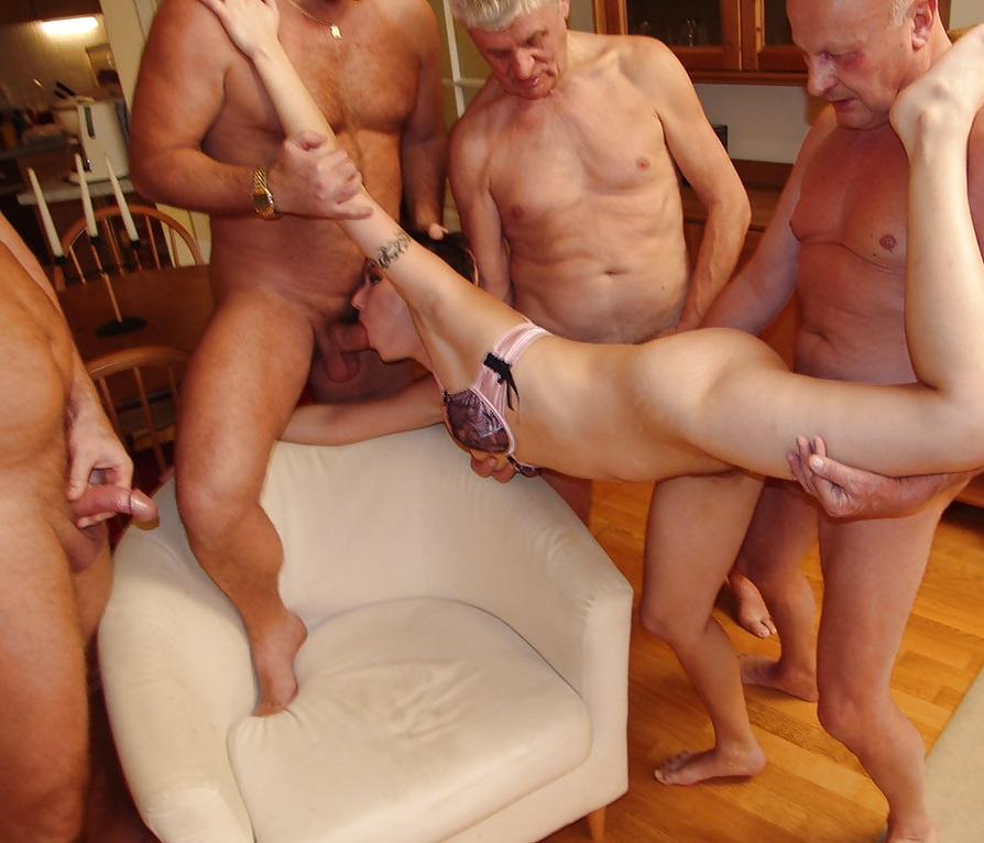 Graham recommend Multiple creampie gangbang