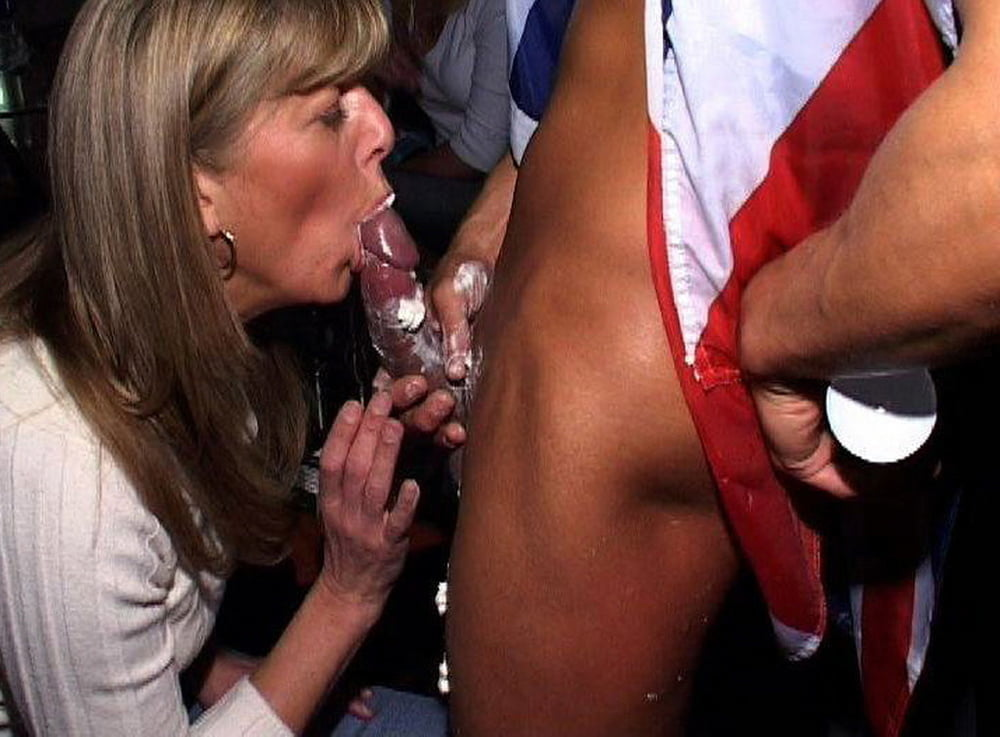 Olesen recommend Submissive wife obeys threesome